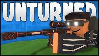 getlinkyoutube.com-ISLAND BASE COUNTER RAID! (Unturned Survival)