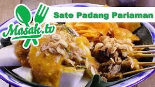 getlinkyoutube.com-Sate Padang Pariaman | Resep #224