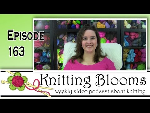 Lists and More Lists for Camp - EP163 - Knitting Blooms