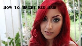 getlinkyoutube.com-How to: Get Bright Red Hair