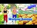 Workout Routine - Burn Body Fat