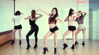 getlinkyoutube.com-Waveya 웨이브야 Brown Eyed Girls(브라운아이드걸스) KILL BILL(킬빌) kpop cover dance