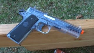 Crosman Stinger P311 Review - Accuracy Testing