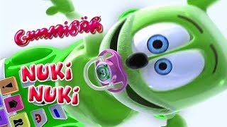 getlinkyoutube.com-Nuki Nuki (The Nuki Song) Full Version Gummy Bear