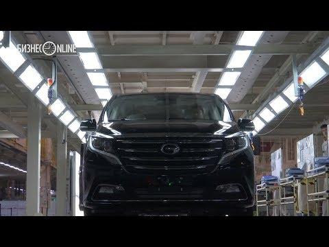 Минниханов посетил завод по производству автомобилей GAC в Китае