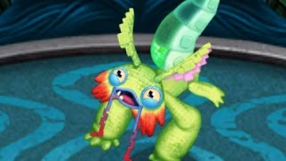 My Singing Monsters - Pixolotl (New Wublin) Song/Sounds