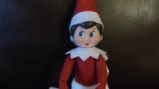 getlinkyoutube.com-Elf on the Shelf: Everybody loves Angelcakes!