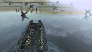 getlinkyoutube.com-Men of War Assault Squad-Omaha Beach- Easy Green