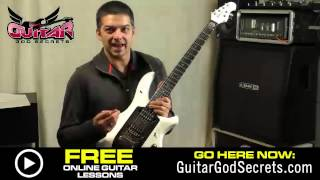 getlinkyoutube.com-John Petrucci Majesty Guitar Review!