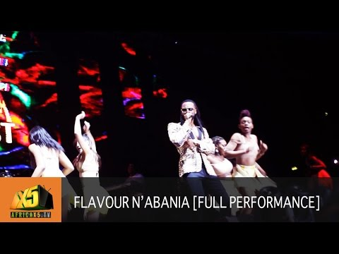 ONE AFRICA MUSIC FEST 2017 | Flavour N'abania [Full Performance]