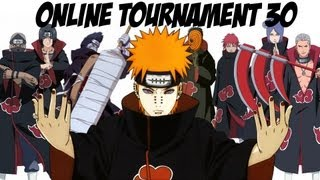 getlinkyoutube.com-Naruto Shippuden Ultimate Ninja Storm Generations - Online Tournament 30: Akatsuki Only #2