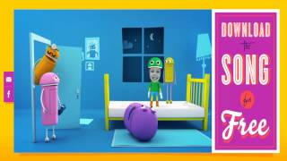 getlinkyoutube.com-JibJab Storybots Jumping on the Bed!