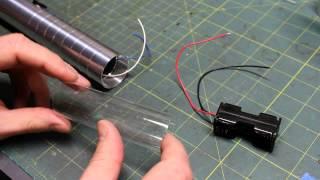 Build a basic saber