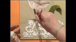 getlinkyoutube.com-MONITOR | Silvia Mongelos pinta un cuadro en oleo | Manos a la Obra