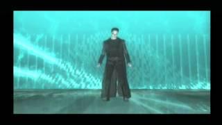 [PS2] Matrix Path of Neo Gameplay 01