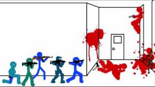 getlinkyoutube.com-Red vs. Blue S.W.A.T. Part 2