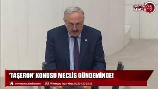 """""""Taşeron"""" konusu meclis gündeminde! Bedri Yaşar önemli açıklamalar"""