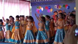 getlinkyoutube.com-My little girl in Bollywood dance