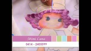 getlinkyoutube.com-DetallesMagicos con MimiLuna Pintura en Tela