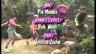 getlinkyoutube.com-Barney's Magical Musical Adventure Credits (1992)