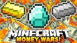 """getlinkyoutube.com-Minecraft MONEY WARS """"HOUR LONG SPECIAL!"""" #3 with PrestonPlayz Kenny & PeteZahHutt"""