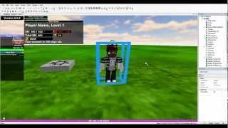 getlinkyoutube.com-Roblox Tutorial - How To Make A RPG Mob