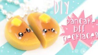 getlinkyoutube.com-♡ DIY PANCAKE Cute FRIENDSHIP Charms! ♡ | Kawaii Friday