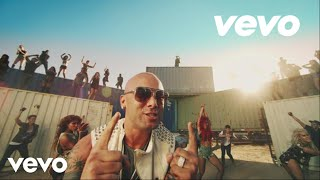getlinkyoutube.com-Wisin - Que Viva la Vida
