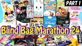 getlinkyoutube.com-Surprise Blind Bag Marathon 24 - Part1 - Disney Zootopia, Big Hero 6,  Funko, Re-ment, MLP and MORE!