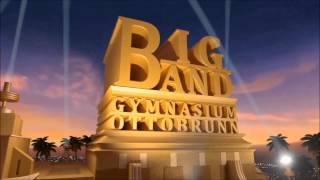 getlinkyoutube.com-20th Century Fox: Big Band Gymnasium Ottobrunn, Blender DOWNLOAD