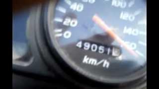 suzuki fx 125 top speed