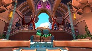 getlinkyoutube.com-Dungeon Defenders 2: Live Ramparts Nightmare IV Incursion Teamspeak With Throne & Demon