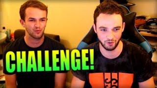 getlinkyoutube.com-GUN GAME CHALLENGE! - w/ Ali-A & BRO!