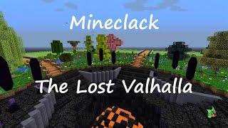 Mineclack: The Lost Valhalla - Presentacion de ciudad