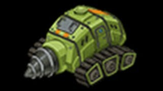 getlinkyoutube.com-Battle Nations Unit Review: The L7 Sandworm Drill
