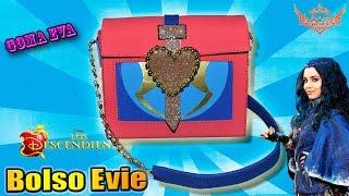 getlinkyoutube.com-♥ Tutorial: Bolso/Cartera de Evie de Los Descendientes Goma Eva (Foamy) ♥