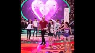 getlinkyoutube.com-Shaheer Sheikh and Soumya Seth dance on Bolly Star Vaganza (rehearsal)