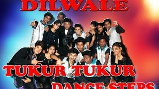 getlinkyoutube.com-Tukur Tukur | Dilwale | Dance Choregraphy | Step2Step Dance Studio