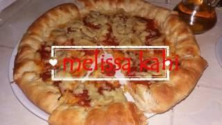 melissa kahina  Pizza    بيتزا امريكية ناجحة جدا