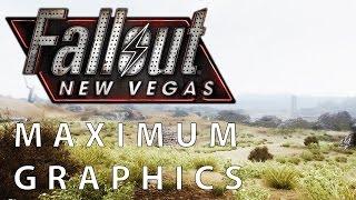 getlinkyoutube.com-Fallout: New Vegas – Maximum Graphics Mod Overhaul vs. Vanilla Graphics Comparison [FullHD|1080p]