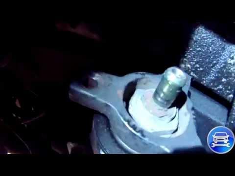 How to remove the rear axle oil seal Mercedes Как снять сальник заднего моста Mercedes c class