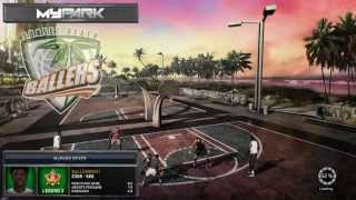 getlinkyoutube.com-How to Rep up and hit Legend 3 fast - NBA 2K15