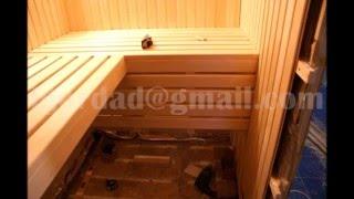 getlinkyoutube.com-How to build a Sauna