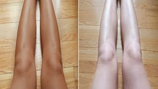 getlinkyoutube.com-How to Lighten Body Skin Color in 2 days -Legs, Hands, Dark Neck,Acne or pimple spots