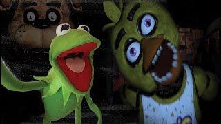 getlinkyoutube.com-Kermit the Frog Plays Five Nights at Freddy's