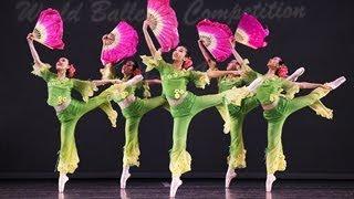 【美国亚特兰大魏东升(亚专)舞校】Jasmine by Atlanta Professional Dance Academy at 2013 World Ballet Competition
