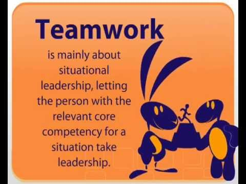 The POWER of a TEAM - Together Everyone Achieves More - The Rabbit and Turtle Modern Race Story