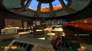 getlinkyoutube.com-Black Mesa (2012 version) vs. Half-Life - A Comparison