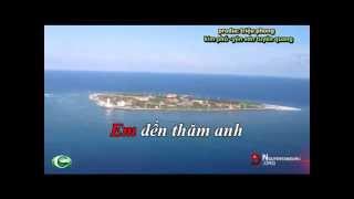 getlinkyoutube.com-tiếng hát nơi đảo xa karaoke