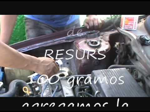 Prueba CME RESURS Nissan Tsuru III Abril 2012